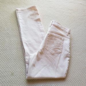 Gloria Vanderbilt Women 8 Amanda Jeans Blush Pink